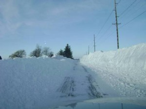 Blizzard - Road Conditions