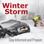 Winter Storm – Prepare for Significant Travel Impacts
