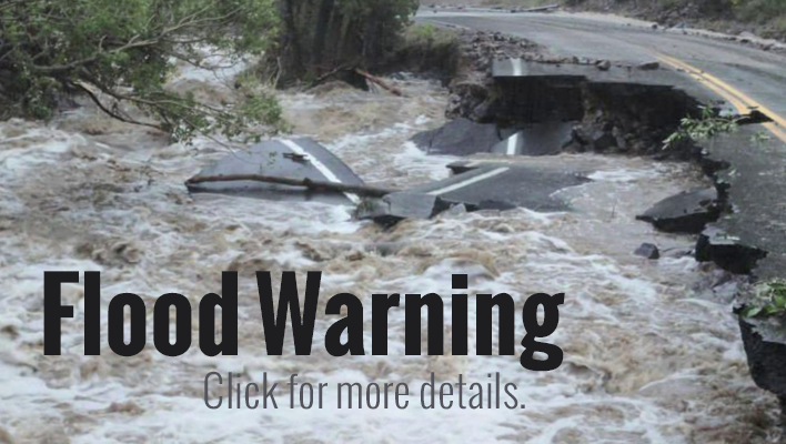Flood Warning For Richland County Wi