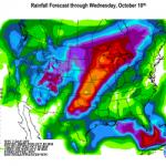 Press Release – Anticipated Rainfalls Present Potential Flood Risk